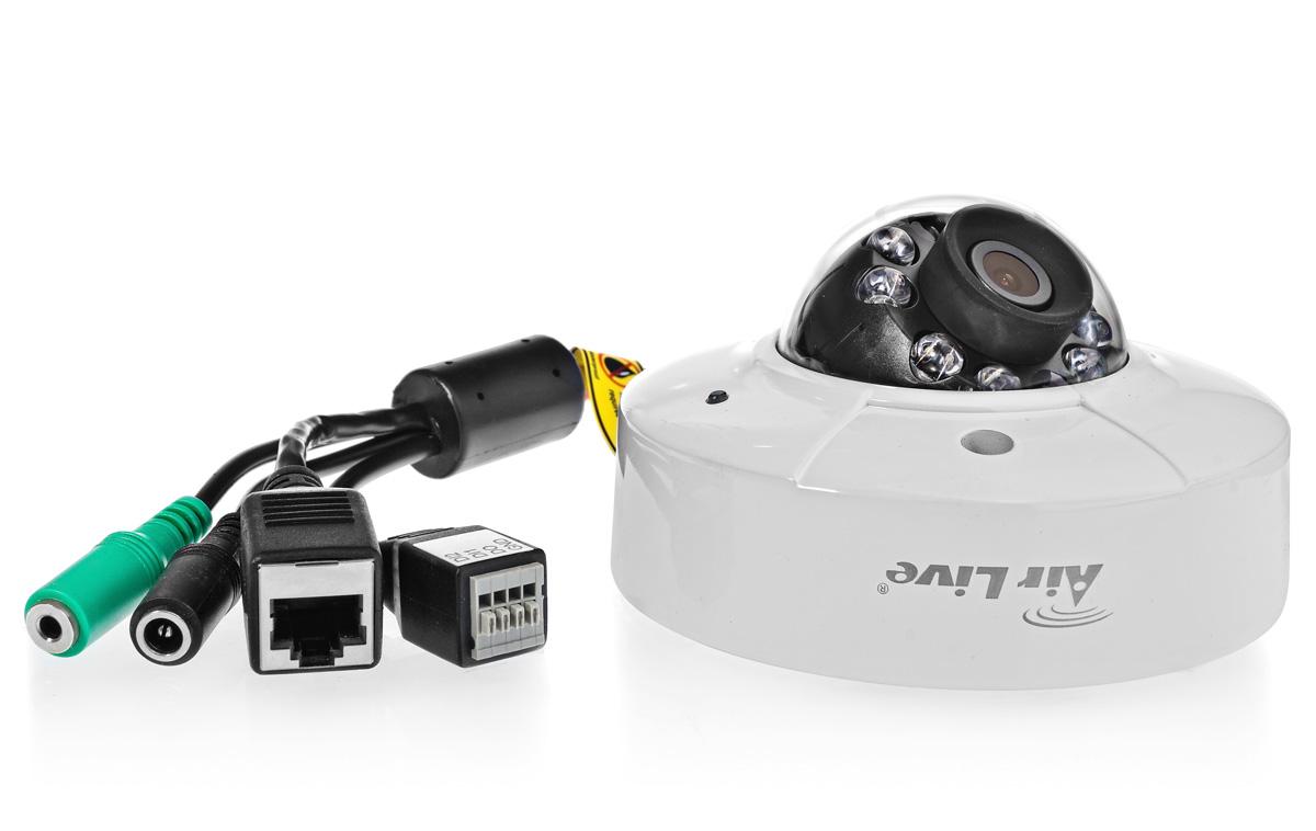 Inteligentna kamera do monitoringu zewnętrznego – recenzja modelu AirLive MD-3025-IVS