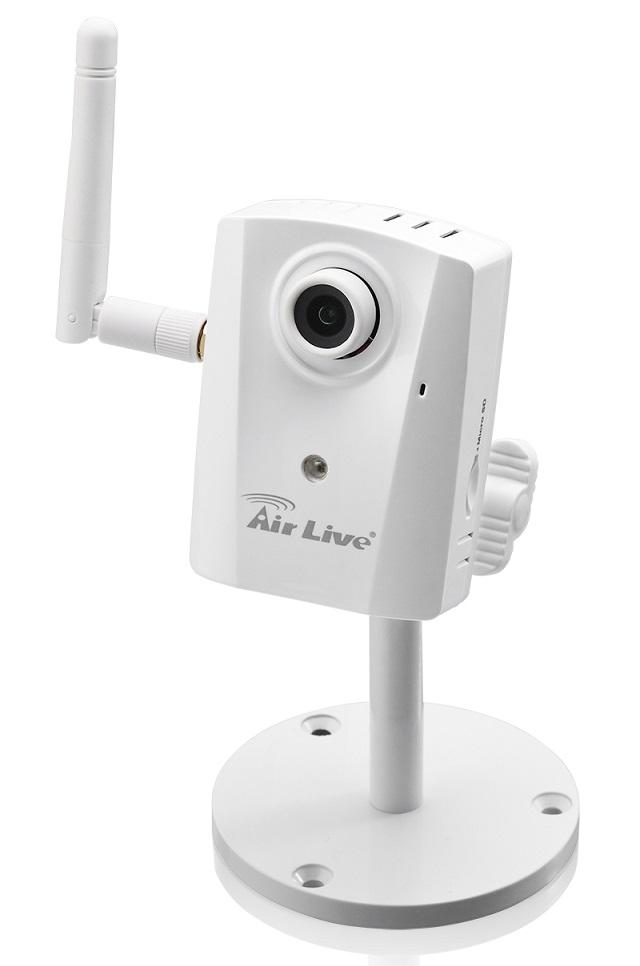 CW-720IR – bezprzewodowa kamera IP 720p do monitoringu w dzień i w nocy