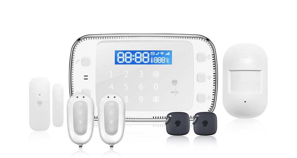 Smanos X500 – recenzja systemu alarmowego Plug & Play
