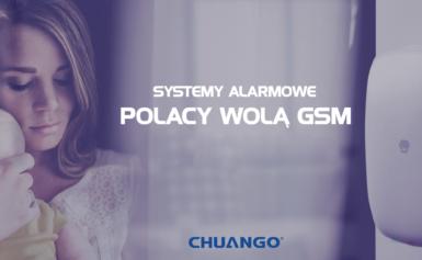 Dlaczego Polacy wolą systemy alarmowe GSM?