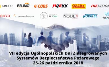 VII edycja Ogólnopolskich Dni Zintegrowanych Systemów Bezpieczeństwa Pożarowego – Schrack Seconet i Partnerzy