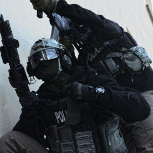 Głogowscy policjanci rozbili grupę przestępczą, która włamała się do placówki bankowej