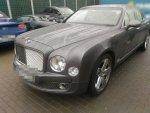Policjanci z Bemowa odzyskali Bentleya o wartości 2 milionów złotych