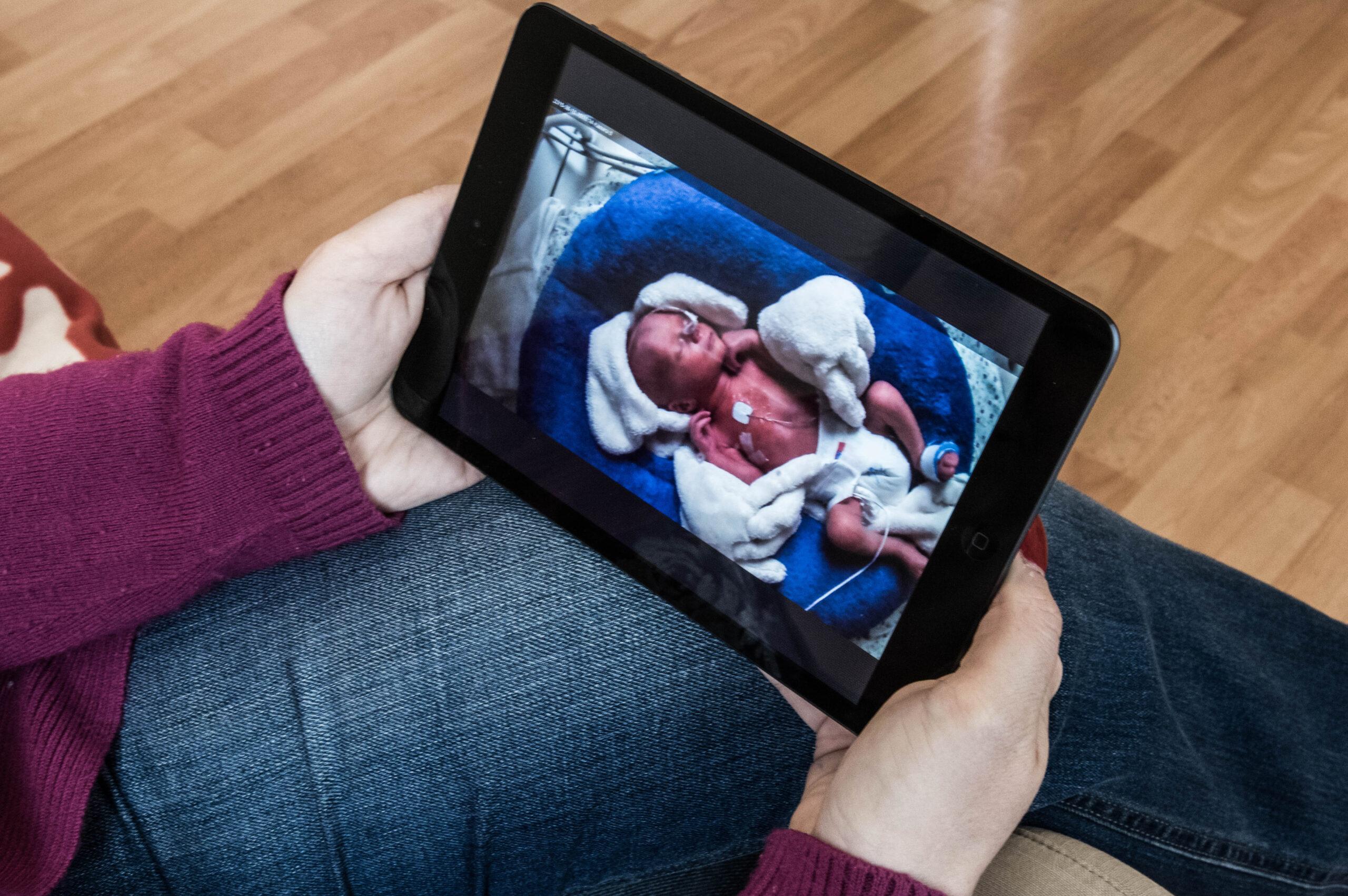 Monitoring wizyjny wspiera personel medyczny, pacjentów i ich rodziny Wzrost bezpieczeństwa, efektywności i poprawa samopoczucia